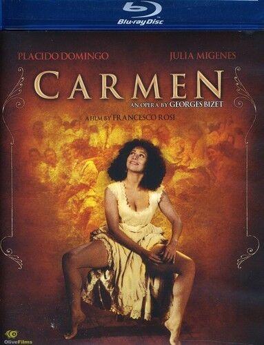 Carmen [new Blu-ray]