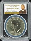 1972 Gold Eisenhower Dollar