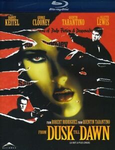 From Dusk 'Till Dawn-Blu-Ray disc-Excellent condition
