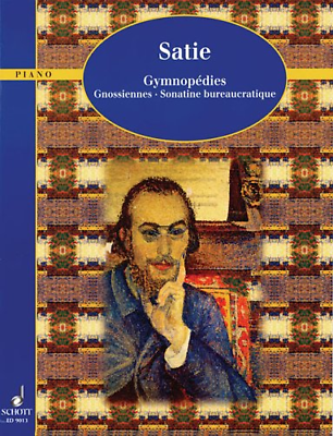 Schott MAKVRG9783795752 Erik Satie Gymnopedies Piano Works - $11.21