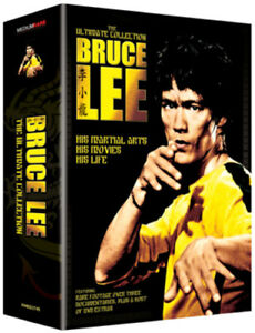 Bruce Lee: The Ultimate Collection DVD (2010) Bruce Lee ***NEW***