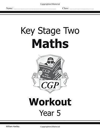 KS2 Maths Workout Book - Year 5, Richard Parsons | Paperback Book | 978184146067