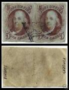 1847 Franklin Stamp