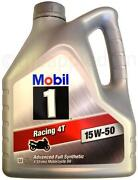 15W50 Motorcycle Oil