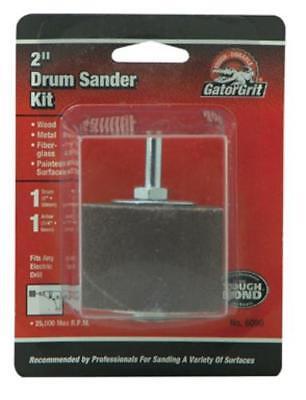 Gatorgrit 6090 Drum Sander Kit 2x12 12 Arbor