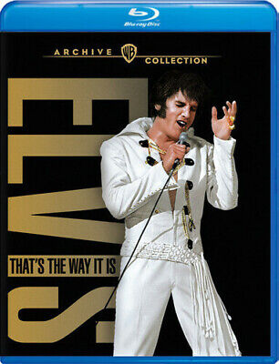 Elvis Presley - Elvis: That's the Way It Is [New Blu-ray] With DVD, 2 Pack