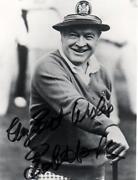 Bob Hope Autograph
