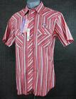 Wrangler Regular Striped Western M Casual Shirts for Men