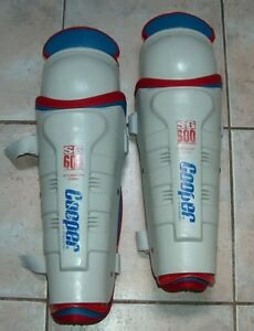 Cooper SG 600 Shin Guards Adult 15 Inch