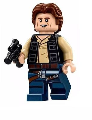 Han Solo A New Hope Star Wars Minifigure US SHIPPER Custom toy movie