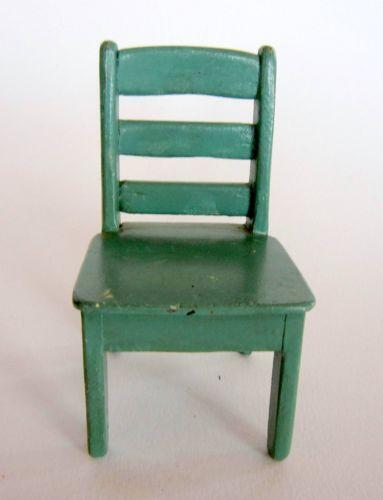 Vintage Doll Chair Ebay