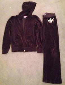 4c6581285dde Girls Juicy Couture Tracksuit