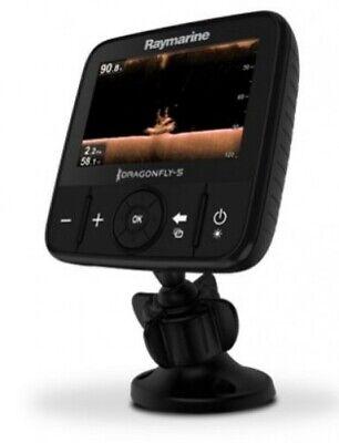 ! Sonderpreis ! Raymarine Dragonfly 5 PRO mit Geber Echolot GPS Wifi