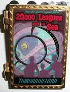 20,000 Leagues Pin