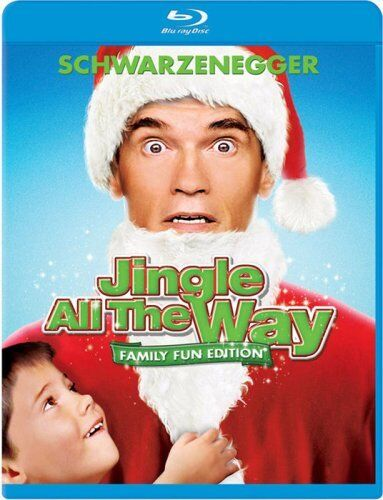 JINGLE ALL THE WAY : Special Edition - Blu Ray - Sealed Region A only