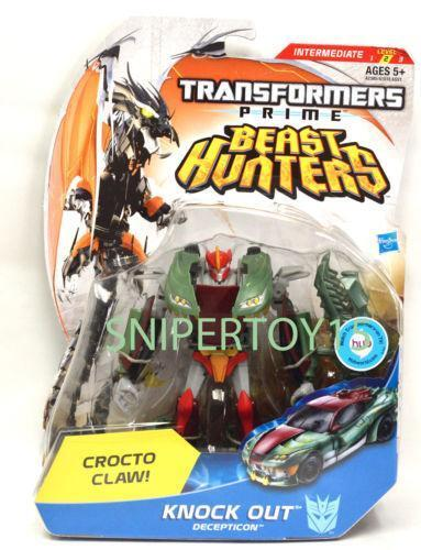 transformers prime knockout ebay