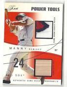 Manny Ramirez Bat