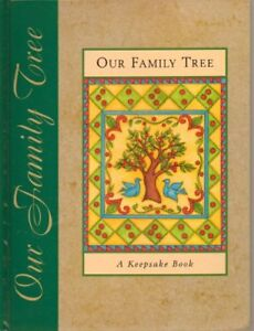 family tree book