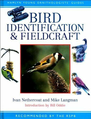 Bird Identification & Fieldcraft (Hamlyn Young Ornithologists' Guides),Ivan Net
