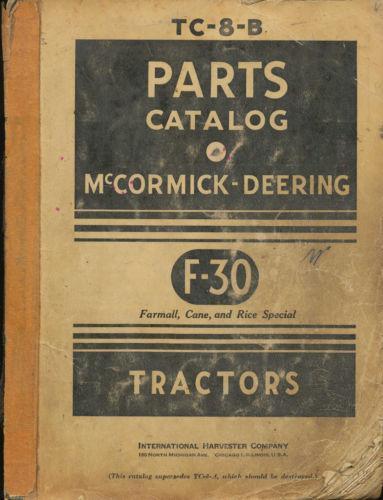 mccormick tractor parts mccormick deering