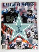 Dallas Cowboys Bluebook