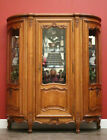 Glass Antique Cabinets & Cupboards