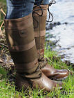 Dublin Leather Boots for Women