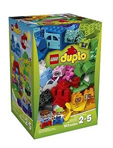 NEW in Box: LEGO Duplo - Large Creative Box 10622 (193 pieces)