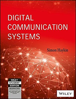 New Digital Communication Systems By Simon Haykin 1St Ed Intl Ed