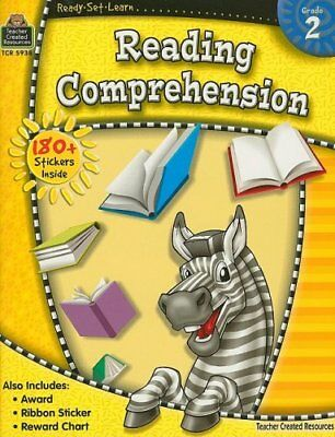 Ready-Set-Learn: Reading Comprehension Grd 2 Nonfiction Reading Comprehension Set