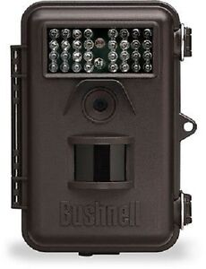 NEW Bushnell 119436 Trophy Cam 8MP Night Vision Trail Camera - Brown