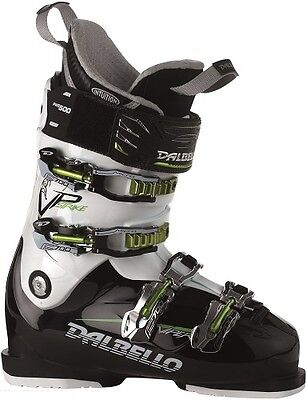 Men Black Downhill Ski Boots Mens 3 Trainers4Me