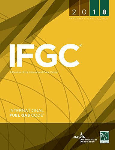 Day 5 del : 2018 International Fuel Gas Code IFGC by ICC