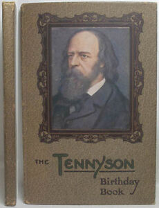 1908-TENNYSON-BIRTHDAY-BOOK-A-DIARY-WITH-COLOUR-PLATES-BY-HENRY-BOWSER-WIMBUSH