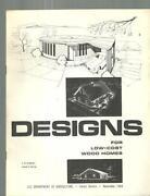 Vintage Home Plans