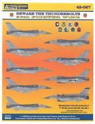 1/48 Afterburner Decals