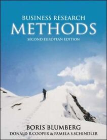 Business Research Methods. 2nd ed