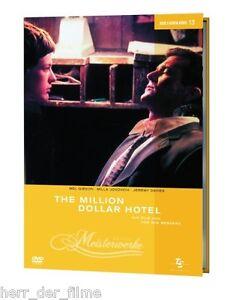 THE MILLION DOLLAR HOTEL (Mel Gibson, Milla Jovovich) - <span itemprop=availableAtOrFrom>Neumarkt im Hausruckkreis, Österreich</span> - Widerrufsbelehrung Widerrufsrecht Sie haben das Recht, binnen vierzehn Tagen ohne Angabe von Gründen diesen Vertrag zu widerrufen. Die Widerrufsfrist beträgt vierzehn Tag - Neumarkt im Hausruckkreis, Österreich