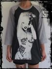 Unbranded Women's Cotton Lady Gaga Tops