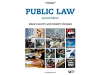 Elliot and Thomas: Public Law (2nd Edn.)