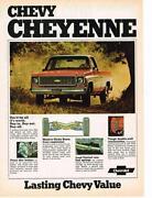 1974 Chevy Truck