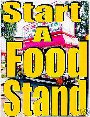 What you Need to know To Start a Food Truck Or Concession Trailer Complete Info
