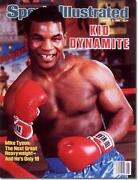 Mike Tyson Sports Illustrated