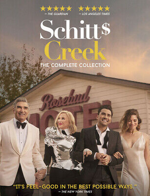 Schitt's Creek: The Complete Collection [New DVD] Boxed Set, Dolby, Ac-3/Dolby