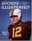 Football 1957 Vintage Sports Magazines