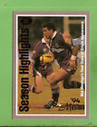Mal Meninga Original 1994 Season NRL & Rugby League Trading Cards