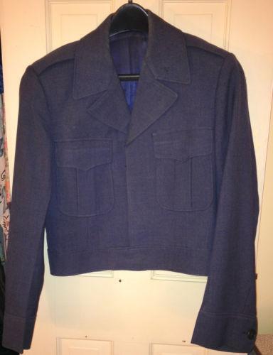 Vintage air force uniform
