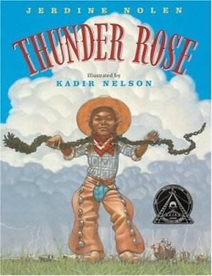 Thunder Rose  Coretta Scott King Illustrator Honor