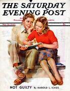 Saturday Evening Post 1940