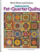 Fat Quarter Quilt Pattern